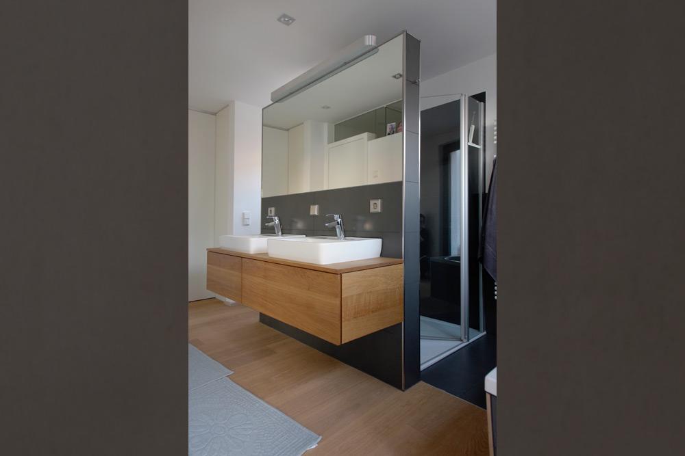 Badezimmer, Haus K.
