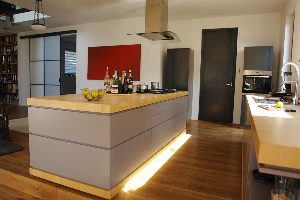 Küche, Haus Q.