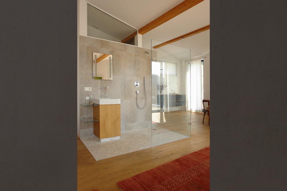 Badezimmer, Haus D.