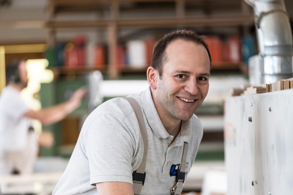 Marco Späth, Werkstattmeister, Arbeitsvorbereitung